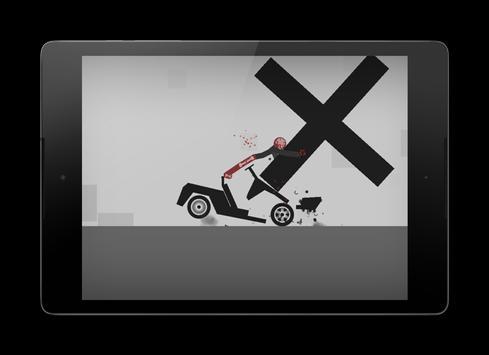 Stickman Dismounting screenshot 12