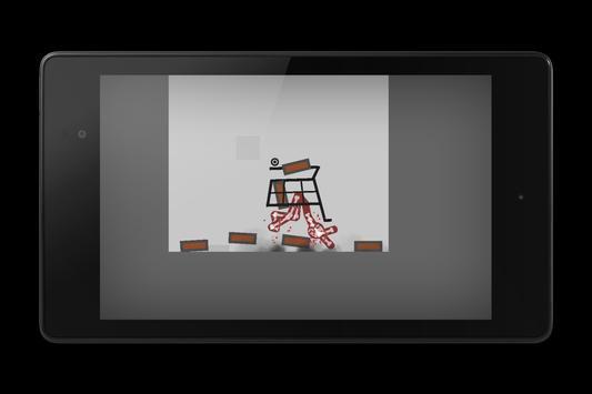 Stickman Dismounting screenshot 16