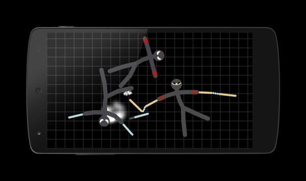 Stickman Warriors screenshot 2