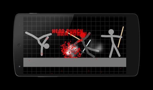Stickman Warriors screenshot 4