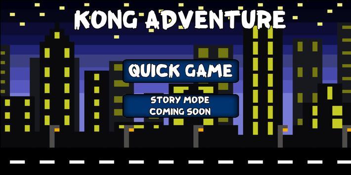 Kong Adventure poster