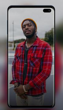 Wallpapers for Pardison Fontaine HD screenshot 3