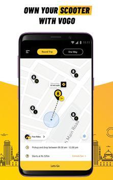 VOGO -Daily Scooter Rental App | Rent.Ride.Return. poster