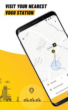 VOGO -Daily Scooter Rental App | Rent.Ride.Return. screenshot 1