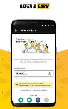 VOGO -Daily Scooter Rental App | Rent.Ride.Return. screenshot 5