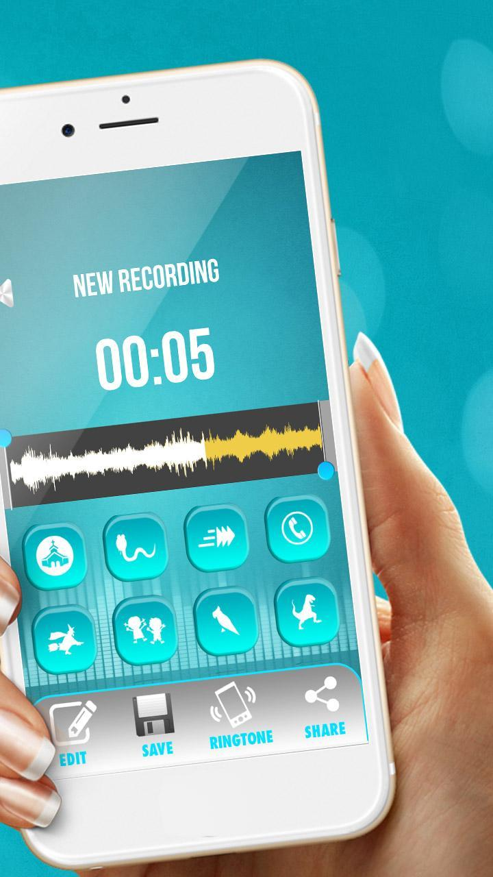 Adobe voice changer