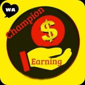 ChampionStar Earning icon