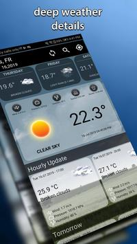 Weather App Todays Weather Local Weather Forecast poster