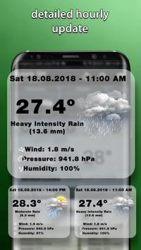 Weather App Todays Weather Local Weather Forecast screenshot 4