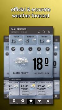Weather App Todays Weather Local Weather Forecast screenshot 5