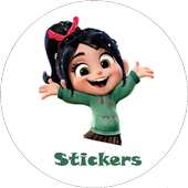 Famous Stickers icon