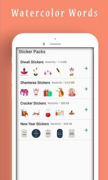 Diwali Sticker WAStickersApp screenshot 2