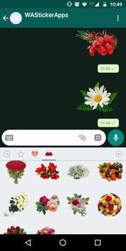 🌹🌺 WAStickerApps - Цветы скриншот 3