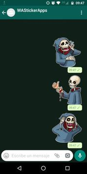 💀 WAStickerApps - Horror and Fear screenshot 3