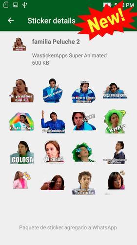 Nuevos Stickers Graciosos Memes Mexico 2020 For Android Apk