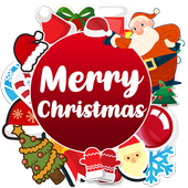 WAStickers- Stickers Merry Christmas icon