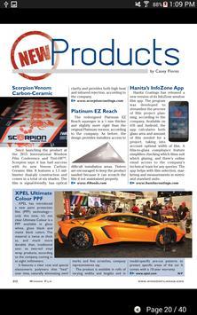 Window Film Magazine screenshot 2