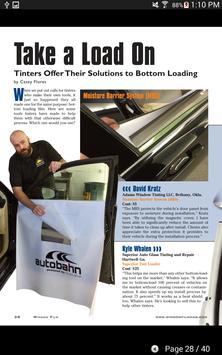 Window Film Magazine screenshot 4