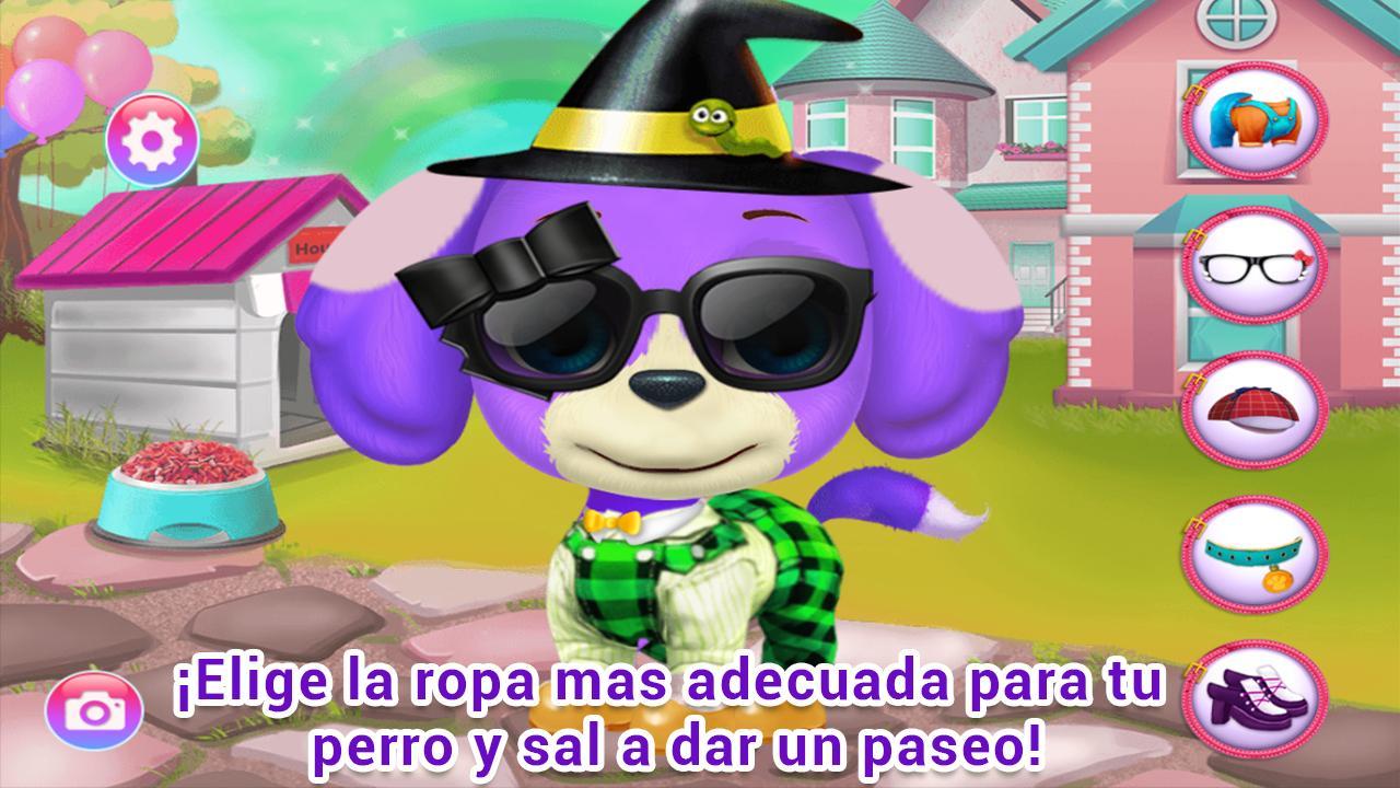 Mi Perro Virtual Juego De Cuidar De Mascota Bebé For Android Apk Download