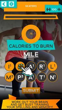 Word Fitness – Swipe The Letters Word Game screenshot 2
