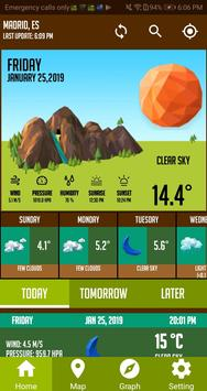 Live Weather App Weather Forecast & Weather Radar screenshot 5