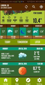 Live Weather App Weather Forecast & Weather Radar screenshot 6