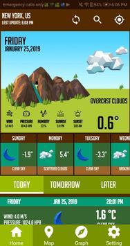 Live Weather App Weather Forecast & Weather Radar screenshot 7