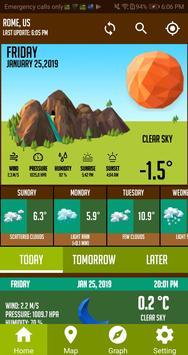 Live Weather App Weather Forecast & Weather Radar poster