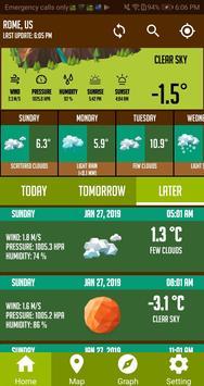 Live Weather App Weather Forecast & Weather Radar screenshot 1