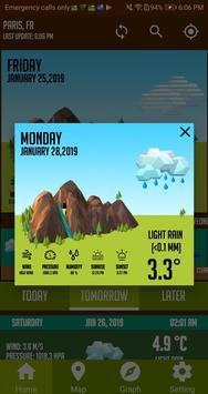 Live Weather App Weather Forecast & Weather Radar screenshot 2