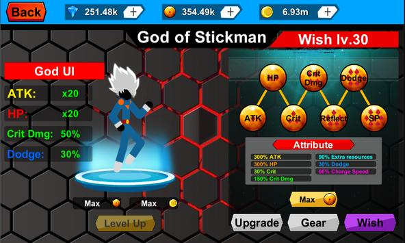 Stick Z Dragon : Super Screenshot 11