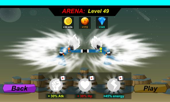 Stick Z Dragon : Super Screenshot 3