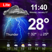 Todays Weather, Weather Today & Tomorrow Forecast icon