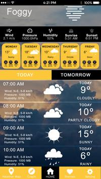 Todays Weather, Weather Today & Tomorrow Forecast screenshot 10