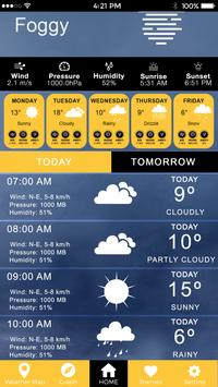 Todays Weather, Weather Today & Tomorrow Forecast screenshot 5