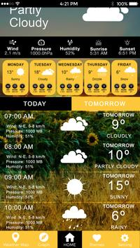 Todays Weather, Weather Today & Tomorrow Forecast screenshot 6