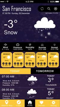 Todays Weather, Weather Today & Tomorrow Forecast screenshot 9