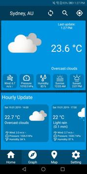 Live Weather Update Free Weather Forecast App 2019 screenshot 6