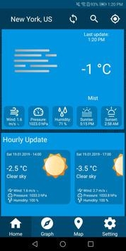 Live Weather Update Free Weather Forecast App 2019 screenshot 2
