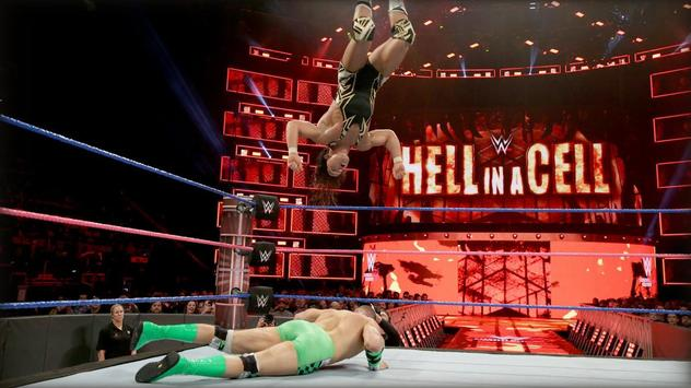 WWE HELL IN A CELL : HELL IN A CELL - WWE VIDEOS screenshot 3