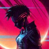 Cyber Punk Wallpaper icon