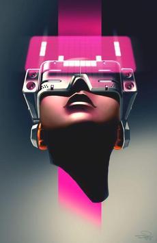 Cyber Punk Wallpaper screenshot 2
