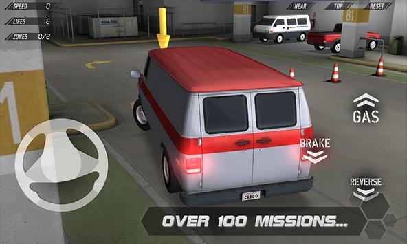 Parking Reloaded 3D screenshot 1