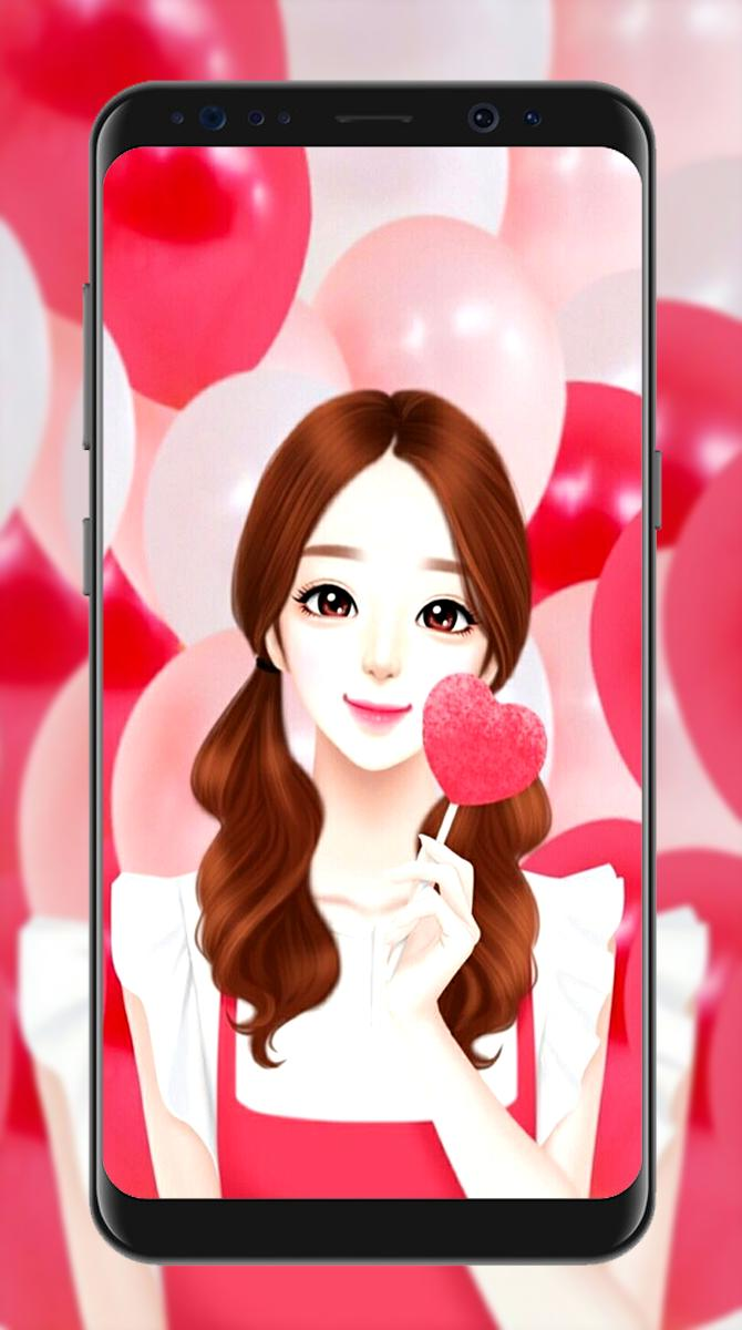 Lovely Girl Wallpapers For Android Apk Download