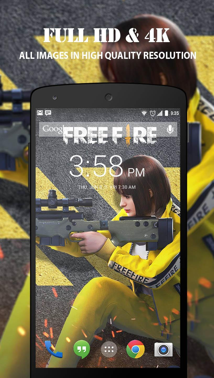 Free Fire Wallpapers Hd 4k Backgrounds For Android Apk