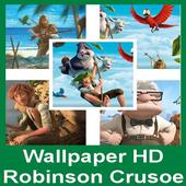 wallpaper HD robinson crusoe icon