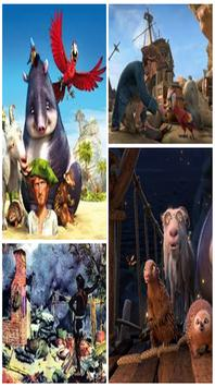 wallpaper HD robinson crusoe screenshot 4