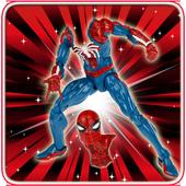 Warrior Spider Hero Man Puzzles icon