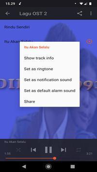 Ost Dilan 1991 Offline (Dilan 2) screenshot 4