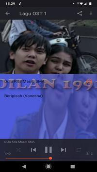 Ost Dilan 1991 Offline (Dilan 2) screenshot 1